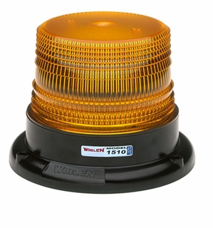 Whelen 1500 Series Strobe Beacon - Permanent Mount - 1510A