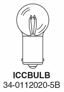 Whelen  ICCBULB Replacement Light Bulb