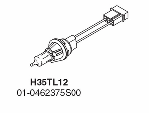 Whelen DOT3 100 / 200 Series Back-up - H35TL12