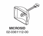 Whelen Micro Side Beam Strobe and Reflector - MICROSID
