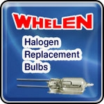 Whelen Halogen Replacement Light Bulbs