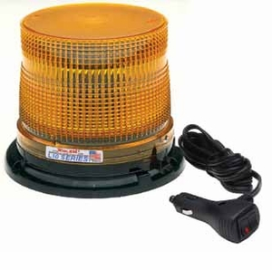 Whelen Super-LED Beacon Light - Permanant Mount - 12VDC  - L10LAP