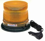 Whelen Super-LED Beacon Light - Permanant Mount - 24VDC  - L10LAP4