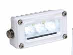 Whelen Super LED Lighthead - Pioneer Nano™ Series – White - NP3BW