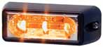 Whelen TIR3 Super LED Directional Warning Light – RSA02ZCR