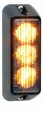 Whelen TIR6 Super LED Directional Warning Light - 500 Series – 50C03ZCR