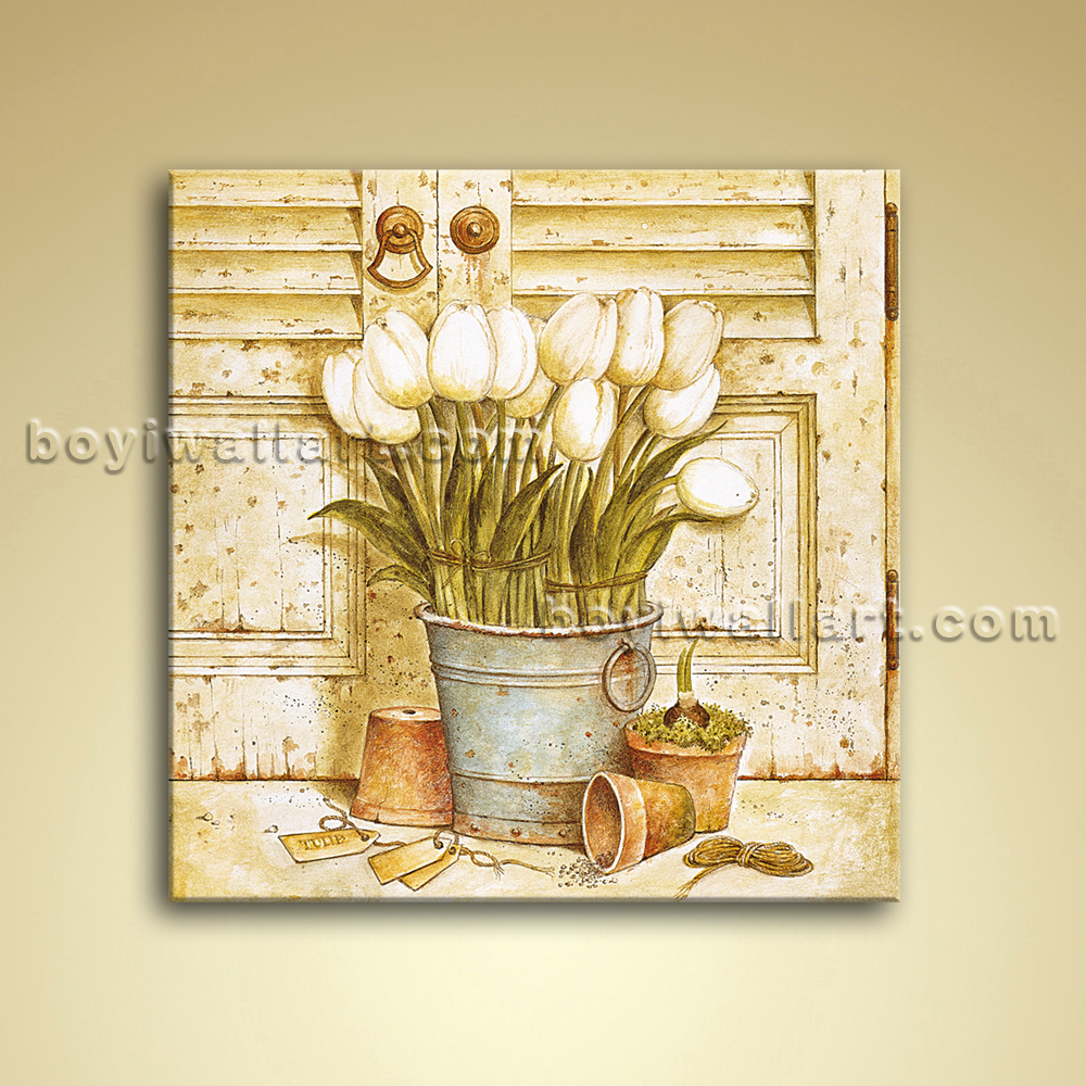 Classical oil painting oil canvas wall art retro abstract for Art painting for home decoration