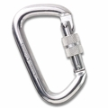 "1/2"" Modified D NFPA Screw-Lok Carabiner"