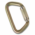 "1/2"" Stee Large D 3-Stage Quik-Lok Gold, NFPA"