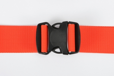 1 Piece Poly Strap Side Release