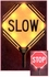 """18"""" STOP/STOP Sign Lighted"""