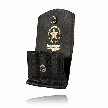 Boston Leather 2 x 2 x 2 Bullet Pouch
