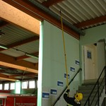 20,000 Volt TELESCOPIC INSULATING BOOM