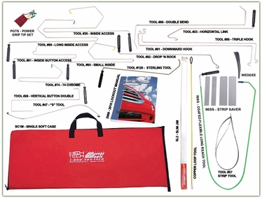 2009-2010 High Tech Value Vehicle Entry Kit