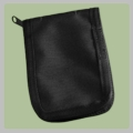 3 in x 5 in Cover Black CORDURA® fabric 4 in x 5.875 in