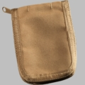 3 in x 5 in Cover Tan CORDURA� fabric 4 1/4 in x 6 in