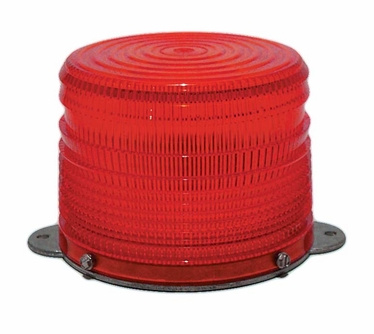 "4"" Strobe Low Profile"