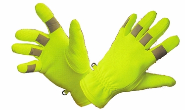 4 Way Stretch Hi Vis Glove