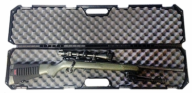 "41142 - Black 42"" HARD RIFLE CASE"