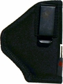 "48002BLK - 2"" BLACK IN PANT HOLSTER"
