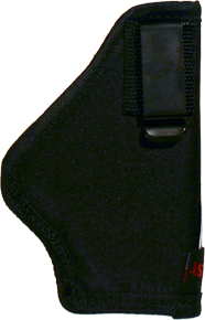 48090BLK - SMALL BLACK GLOCK IN PANT