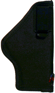 48091BLK - MED BLACK GLOCK IN PANT HOLSTER