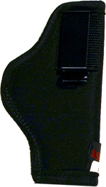 48380BLK - .380 BLACK IN PANT HOLSTER