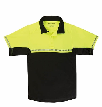 5.11 Bike Patrol Polo Short Sleeve Reflective
