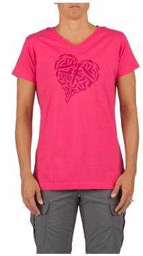 5.11 Heart of Steel T-Shirt