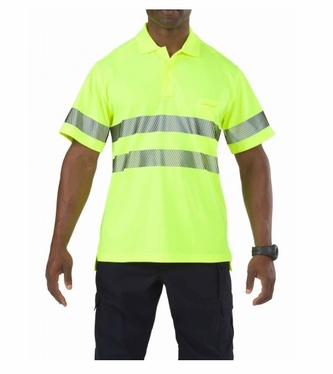 5.11 High-Visibility Polo - Short Sleeve