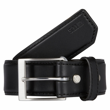 5.11 Leather Casual Belt - 1.5""