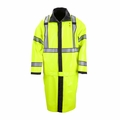5.11 Long Reversible High Vis Rain Coat