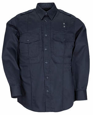 5.11 Men's PDU Long Sleeve Twill Class B Shirt
