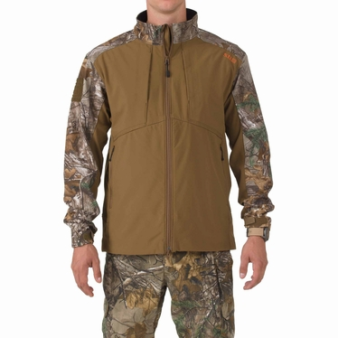 5.11 Realtree® Colorblock Sierra Softshell