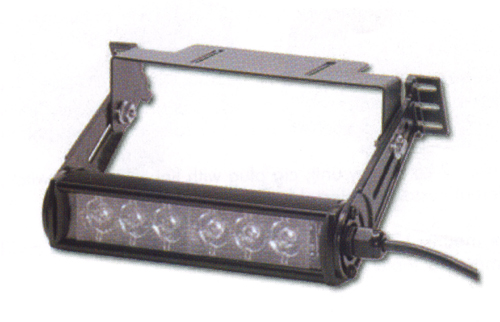 6 Quot Starburst Led Grille Or Interior Mount