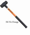 "6lbs Hall Sledge (HIVIZ ORANGE) 24"" Handle w/Reflective Tape"