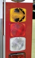 "7"" X 8"" Stop, Turn ,Tail Lamps"