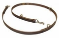 "Boston Leather 72"" K-9 Adjustable Lead"