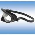 A-TAC Firefighter Structural Goggles Silicone Strap w/ Nose Shield