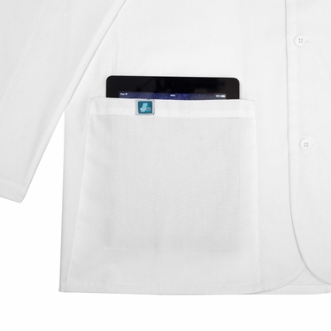 "Adar 31"" Unisex iPad Consultation Coat"