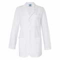 Adar Medical Uniforms Unisex Lab Coats