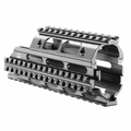 ALUMINUM 4-RAIL INTEGRATED RAIL SYSTEM FOR RPK - VFR-RPK