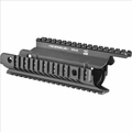 ALUMINUM 4-RAIL INTEGRATED RAIL SYSTEM FOR VZ.58 - VFR-VZ