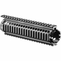 ALUMINUM QUAD RAIL MID-LENGTH HANDGUARDS FOR M16/M4/AR-15