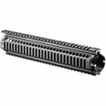 ALUMINUM QUAD RAIL RIFLE LENGTH HANDGUARDS FOR M16/M4/AR-15