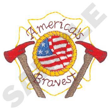 Game Sportswear America's Bravest Firefighters