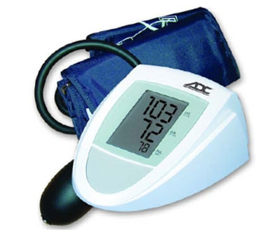 American Diagnostic Corporation Advantage™ 6012 Semi-Auto Digital BP Monitor
