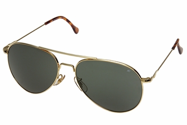 American Optics Eyewear 58MM General in Gold