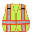 Ansi 5 Point Breakaway Vest
