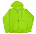 ANSI Color Hooded Thermal Lined Sweatshirts
